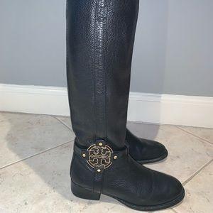 84389875abaa Tory Burch Shoes - Tory Burch Amanda Riding Boots Size 8